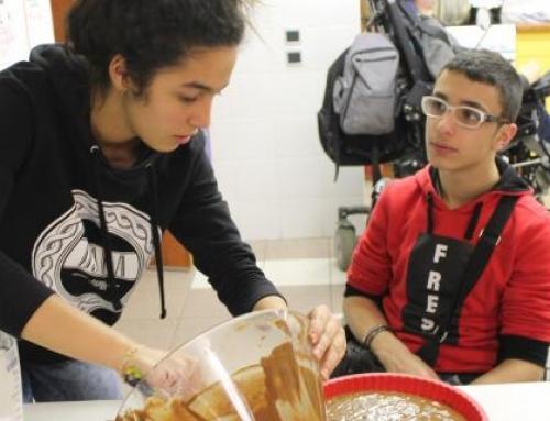 Roubaix: la belle initiative des filles du centre social de l'Alma