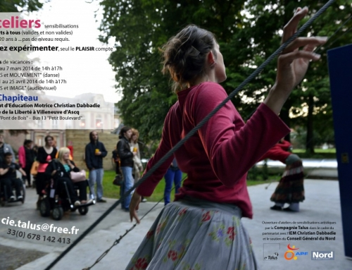 Stage de danse (Ouvert à tous) du 3 au 7 mars à l'I.E.M. Christian Dabbadie